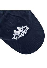 Kappa - Czapka z daszkiem KAPPA - Vendo 707391 Dress Blues 4024. Kolor: niebieski. Materiał: materiał, bawełna