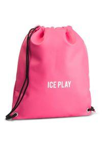 Różowy plecak Ice Play