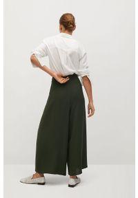 Spodnie materiałowe mango