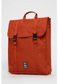 Lefrik - Plecak. Kolor: pomarańczowy. Materiał: poliester