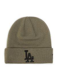 Zielona czapka zimowa New Era