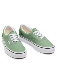 Zielone buty sportowe Vans Vans Era