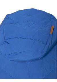 Reima Kurtka puchowa Beringer 531483 Niebieski Regular Fit. Kolor: niebieski. Materiał: puch #5