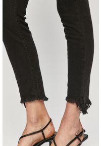 Czarne jeansy Pinko klasyczne