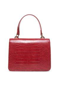 Czerwona torebka klasyczna Monnari klasyczna