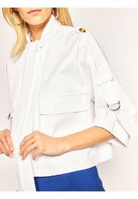 Biała kurtka przejściowa Red Valentino