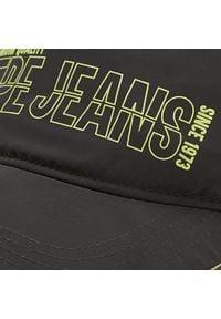 Pepe Jeans - Czapka z daszkiem PEPE JEANS - Mali Cap PB040282 Dark Grey 975. Kolor: szary. Materiał: poliester, materiał