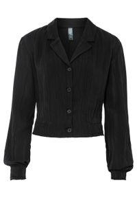 Czarna bluza bonprix elegancka