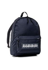 Napapijri - Plecak NAPAPIJRI - Hox NP0A4E7B1 Blu Marine 761. Kolor: niebieski. Materiał: materiał. Styl: marine