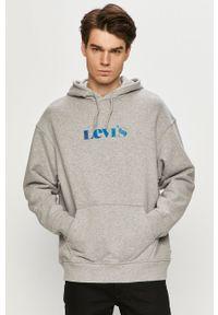 Levi's® - Levi's - Bluza. Okazja: na spotkanie biznesowe. Kolor: szary. Styl: biznesowy