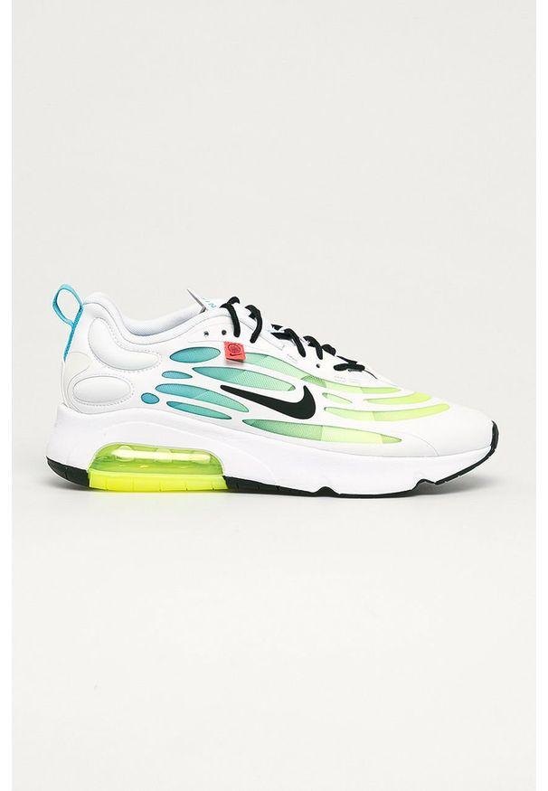 Białe sneakersy Nike z cholewką, Nike Air Max