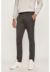 G-Star RAW - G-Star Raw - Spodnie. Kolor: szary. Materiał: tkanina. Wzór: gładki