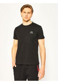 Czarny t-shirt La Martina