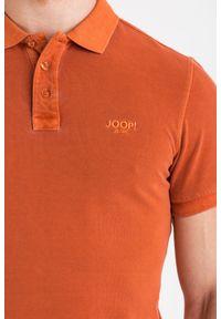 Koszulka polo JOOP! Jeans sportowa, w jednolite wzory