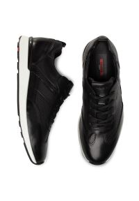 Czarne sneakersy Lloyd