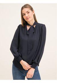 Niebieska bluzka Lauren Ralph Lauren