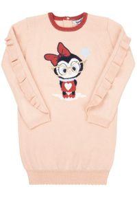 Różowy sweter Primigi