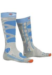 X-Socks Skarpety narciarskie damskie Ski Control. Sport: narciarstwo
