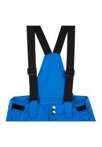 Spodnie dla dzieci narciarskie McKinley Eric 294436. Materiał: syntetyk, poliester, materiał. Długość: długie. Sezon: zima. Sport: narciarstwo