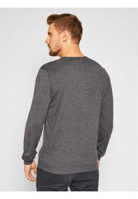 Szary sweter klasyczny Roy Robson