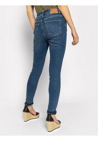 Pepe Jeans Jeansy Mary PL203614 Granatowy Straight Leg Fit. Kolor: niebieski