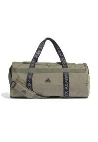Zielona torba sportowa Adidas