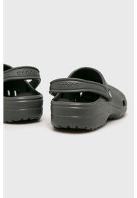 Szare klapki Crocs
