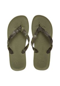 Klapki męskie Quiksilver Haleiwa II AQYL101191. Zapięcie: pasek. Materiał: guma, syntetyk. Szerokość cholewki: normalna. Sezon: lato