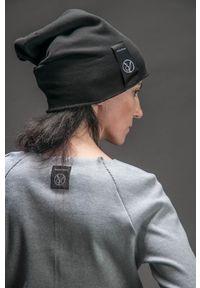 Czarna czapka Hultaj Polski klasyczna