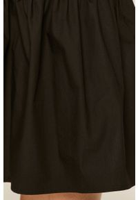 Czarna sukienka Guess Jeans casualowa, na co dzień