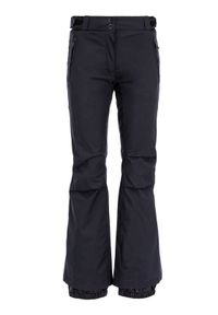 Czarne spodnie sportowe Rossignol narciarskie