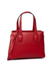Czerwona torebka klasyczna Creole klasyczna