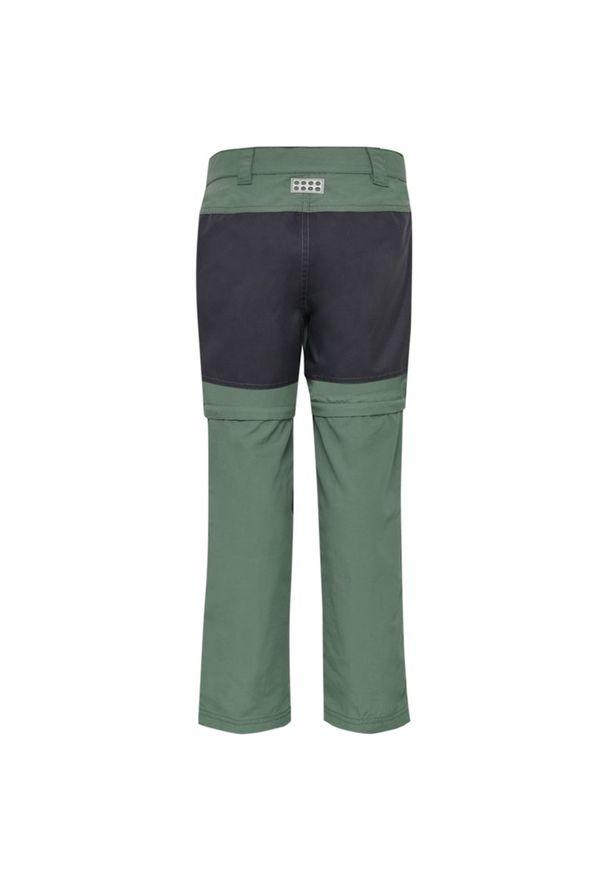 Zielone spodnie LEGO Wear