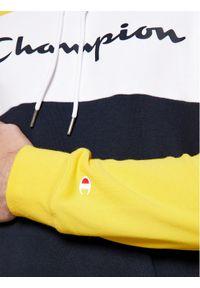 Champion Bluza 216196 Żółty Comfort Fit. Kolor: żółty