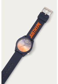 Niebieski zegarek Hype