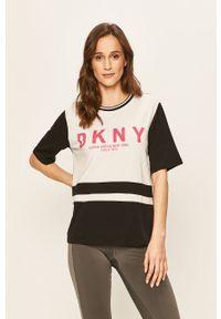 Biała piżama DKNY
