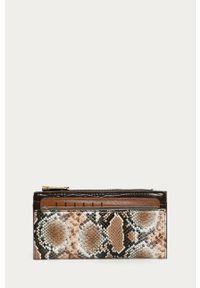 Beżowy portfel Aldo