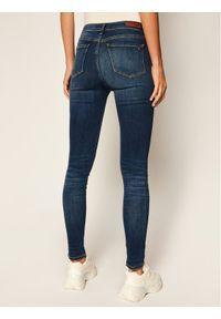 TOMMY HILFIGER - Tommy Hilfiger Jeansy Slim Fit Heritage Como WW0WW11860 Granatowy Slim Fit. Kolor: niebieski. Materiał: jeans