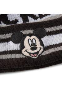 Czarna czapka zimowa New Era z motywem z bajki