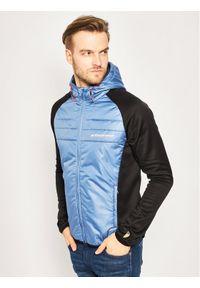 Niebieska kurtka przejściowa Tommy Sport sportowa
