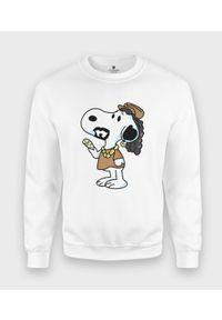 MegaKoszulki - Bluza klasyczna Snoop Dog(g). Styl: klasyczny