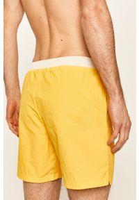 Żółte kąpielówki Russell Athletic