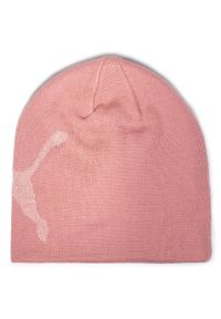 Różowa czapka zimowa Puma