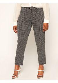 Czarne spodnie materiałowe Persona by Marina Rinaldi