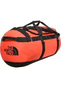 Pomarańczowa torba The North Face