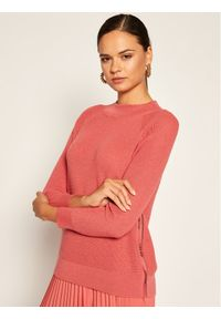 Różowy sweter Calvin Klein