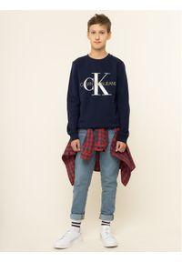 Niebieska bluza Calvin Klein Jeans #5