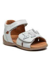 Białe sandały Froddo