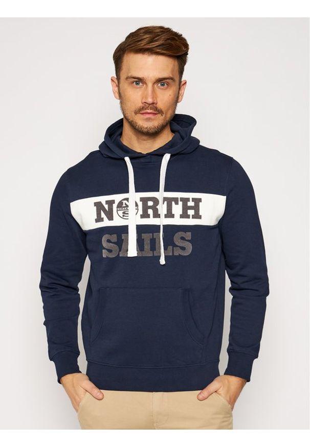 Niebieska bluza North Sails