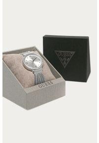 Srebrny zegarek Guess Jeans